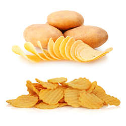 Jawhara's chips products: Chipseco, Masrawy and True chips