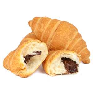 Jawhara's croissants products: Break time and Jumbo